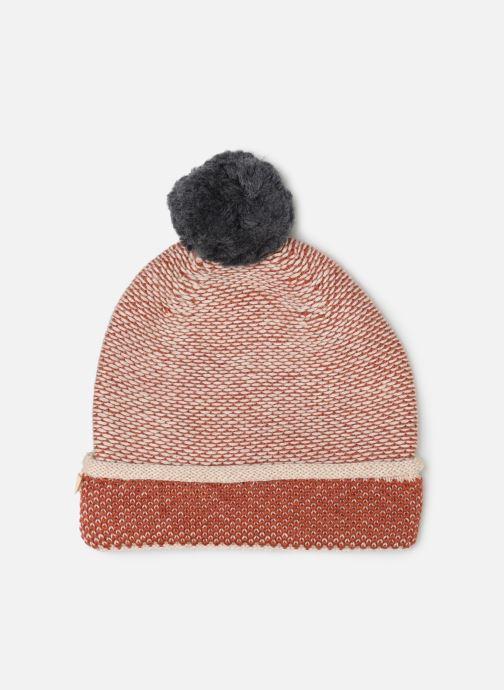 Muts Les Petites Choses Hat BAILEY Oranje detail
