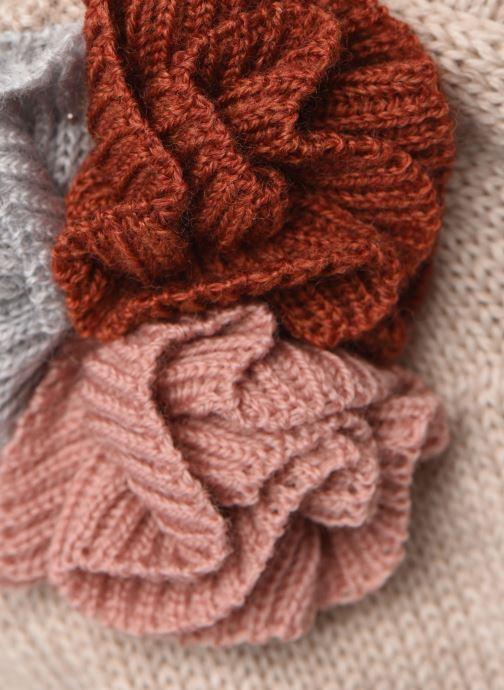 Bonnets Les Petites Choses Hat BISOU Beige vue face