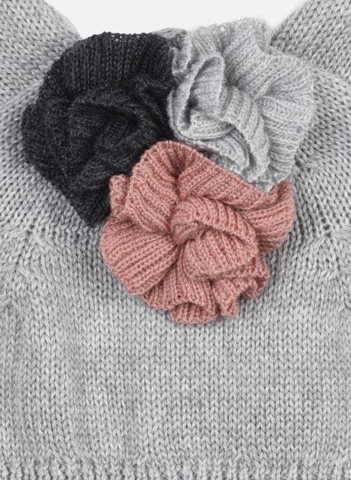 Bonnets Les Petites Choses Hat BISOU Gris vue face