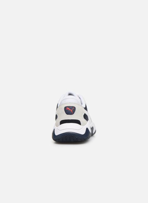 Sneakers Puma Storm Adrenaline H Wit rechts