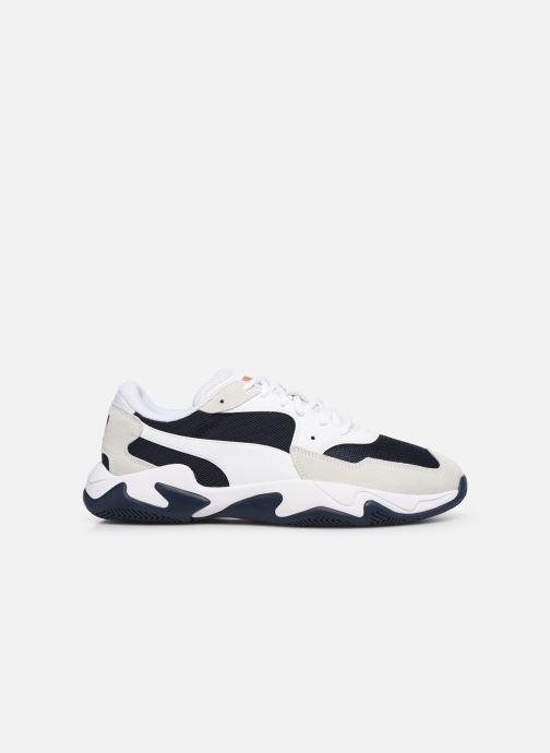 Sneakers Puma Storm Adrenaline H Wit achterkant