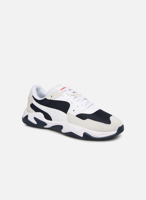 Trainers Puma Storm Adrenaline H White detailed view/ Pair view