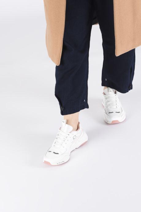 Sneakers Puma Nova Sue Tsai Bianco immagine dal basso