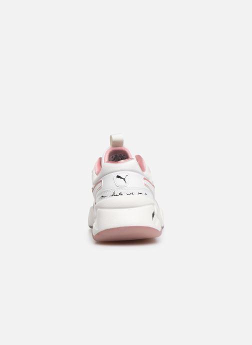 Baskets Puma Nova Sue Tsai Blanc vue droite