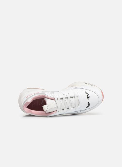 Sneakers Puma Nova Sue Tsai Bianco immagine sinistra