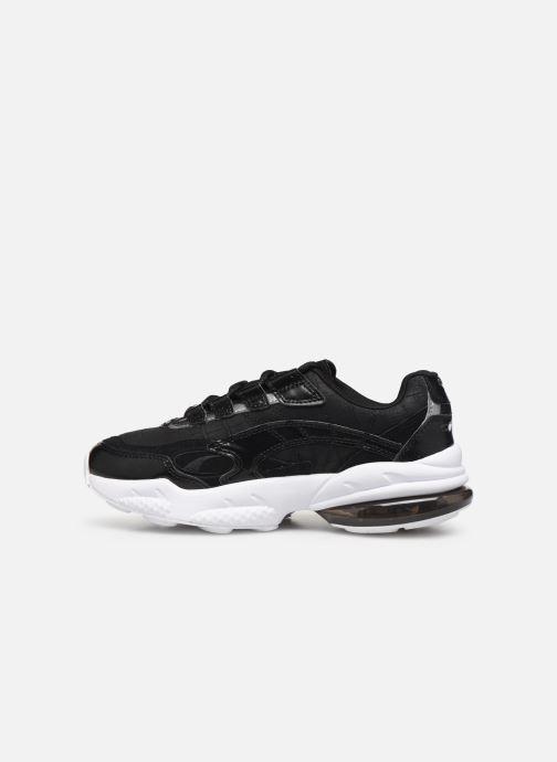 Sneakers Puma Cell Venom Hypertech Wn'S Zwart voorkant