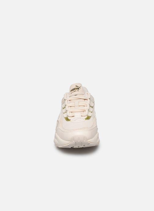 Baskets Puma Cell Venom Hypertech Wn'S Blanc vue portées chaussures