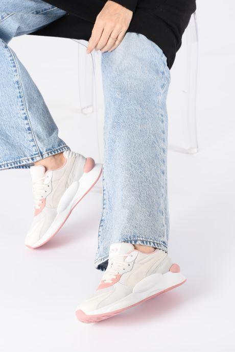 Sneakers Puma Rs-9.8 Space W Bianco immagine dal basso