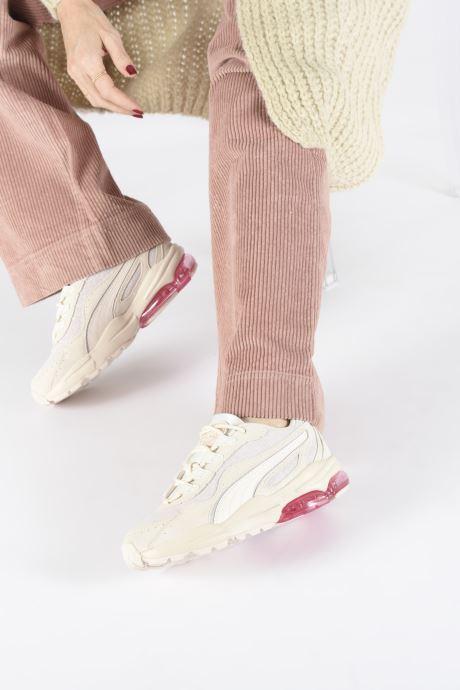 Puma Cell Stellar Tonal Wn'S Sneakers 1 Hvid hos Sarenza