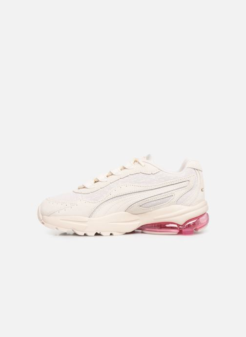 Baskets Puma Cell Stellar Tonal Wn'S Blanc vue face