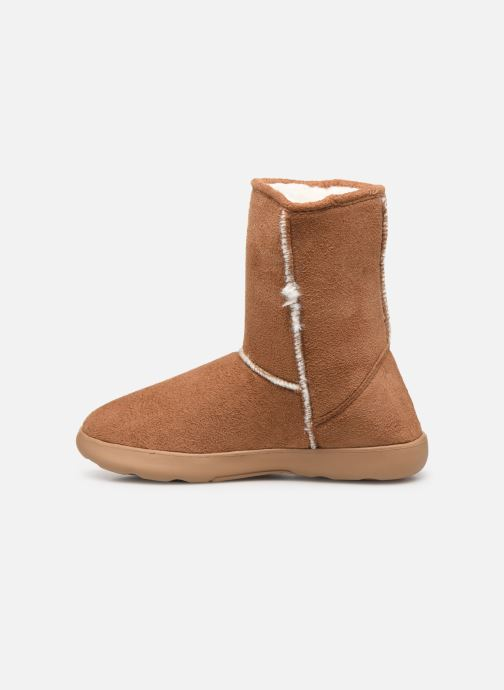 Bottines et boots Isotoner Chaussures EveryWear Marron vue face