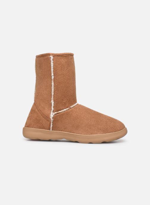 Bottines et boots Isotoner Chaussures EveryWear Marron vue derrière