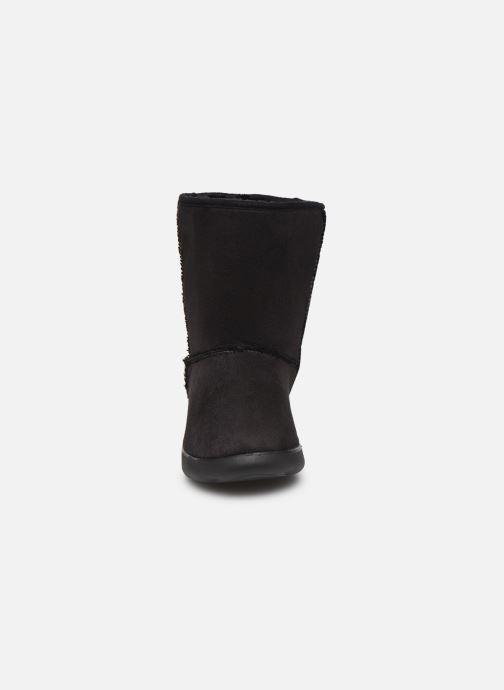 Bottines et boots Isotoner Chaussures EveryWear Noir vue portées chaussures