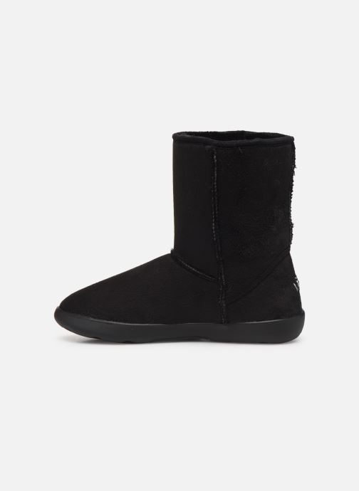 Bottines et boots Isotoner Chaussures EveryWear Noir vue face