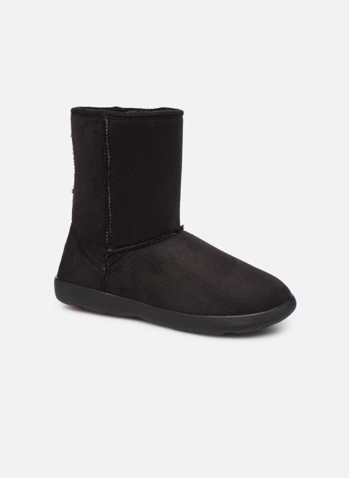 Bottines et boots Isotoner Chaussures EveryWear Noir vue détail/paire