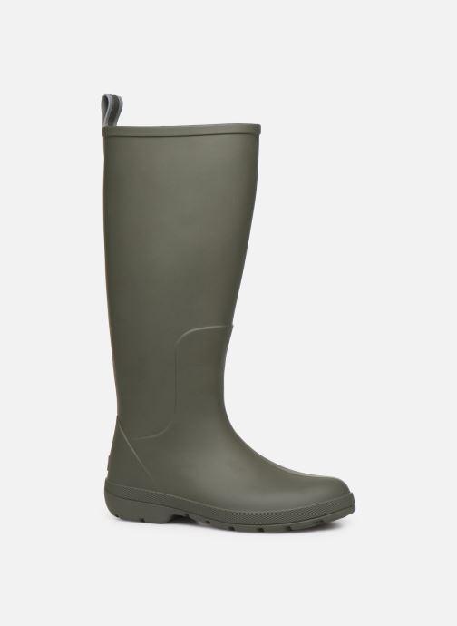Boots & wellies Isotoner Bottes de pluie hautes W Green detailed view/ Pair view