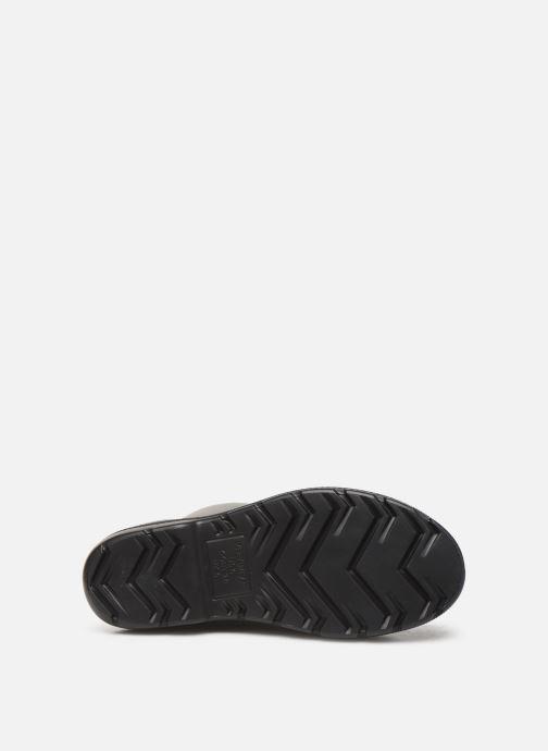 Laarzen Isotoner Bottes de pluie hautes Zwart boven