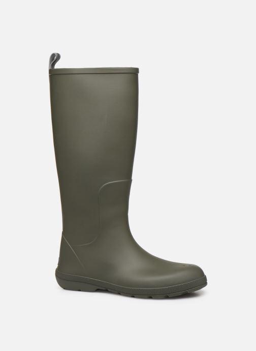 Bottes Isotoner Bottes de pluie hautes Vert vue détail/paire