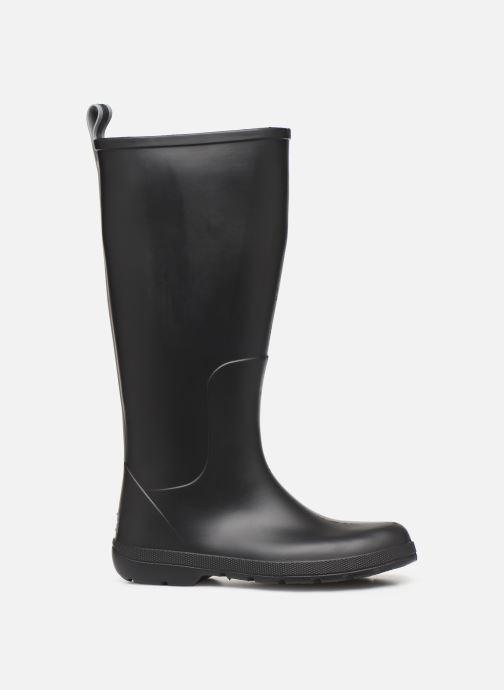 Botas Isotoner Bottes de pluie hautes Negro vistra trasera