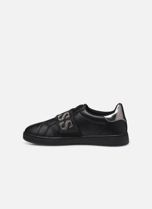 Sneakers Guess FL8CORLEA12 Zwart voorkant