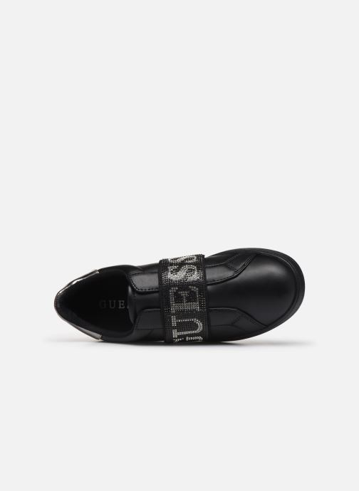 Sneakers Guess FL8CORLEA12 Zwart links