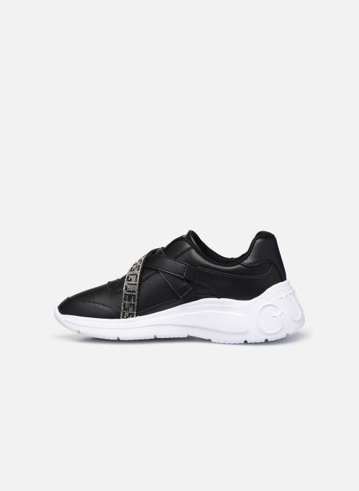 Sneakers Guess FL8SOYELE12 Zwart voorkant