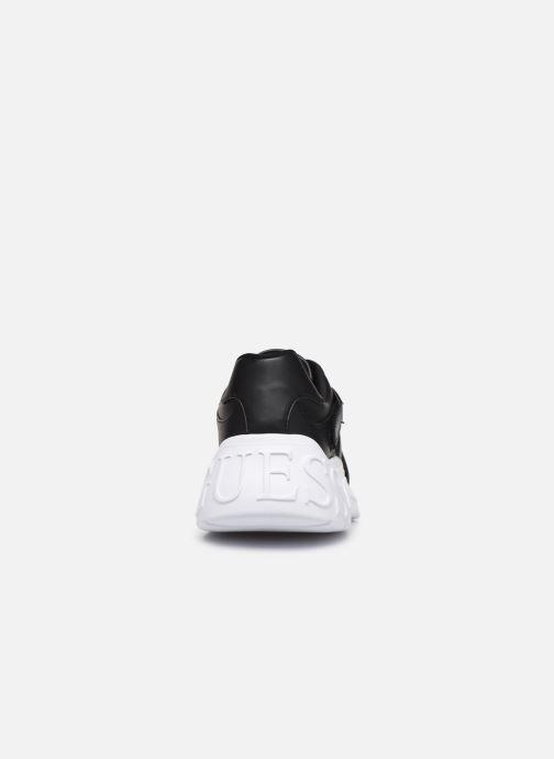 Sneakers Guess FL8SOYELE12 Zwart rechts