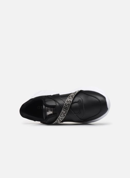 Sneakers Guess FL8SOYELE12 Zwart links