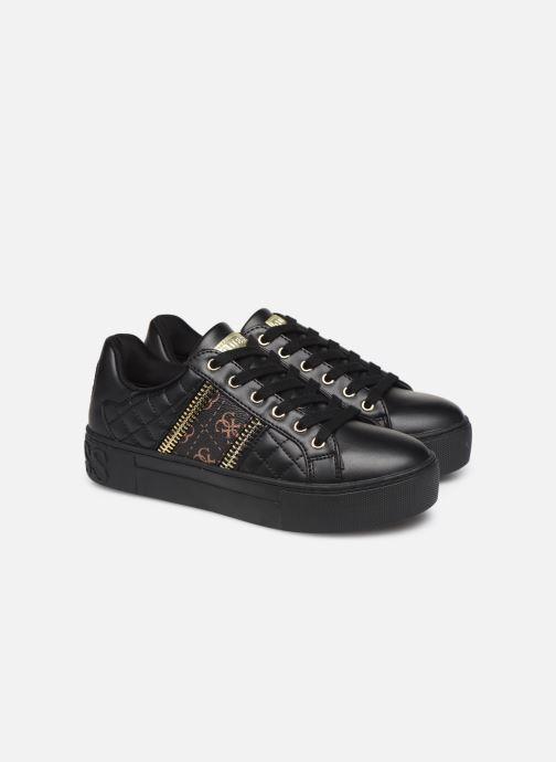 Sneakers Guess FL8MAY Zwart 3/4'