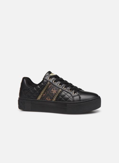 Sneakers Guess FL8MAY Zwart achterkant