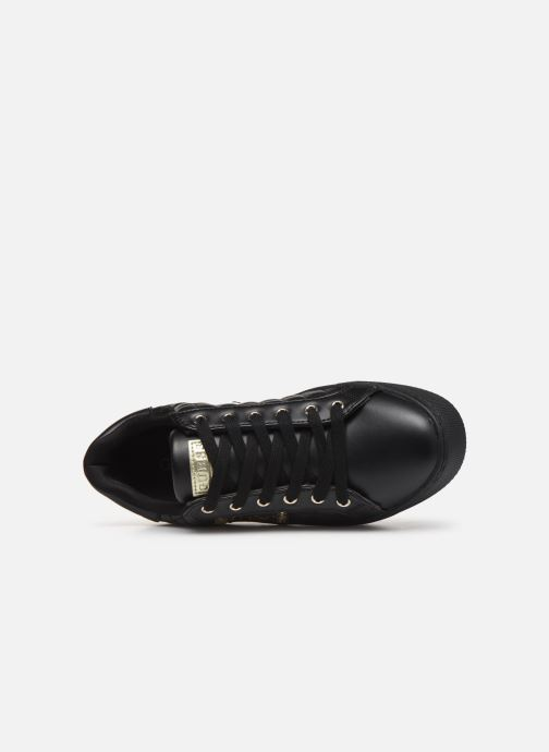 Sneakers Guess FL8MAY Zwart links