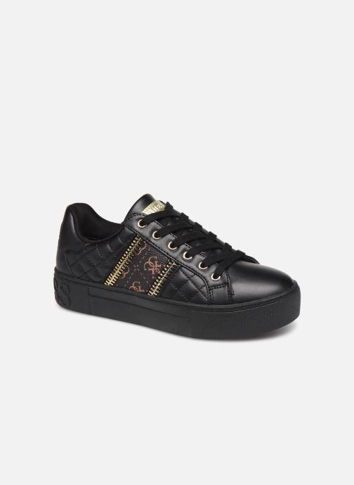 Sneakers Guess FL8MAY Zwart detail