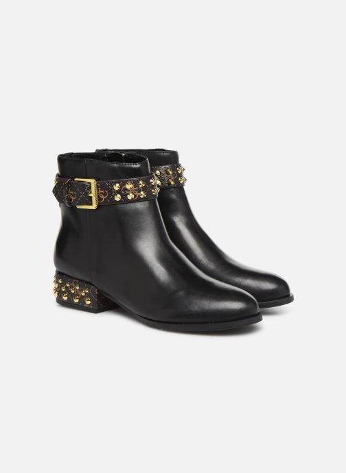 Bottines et boots Guess FL8AELFAL10 Noir vue 3/4