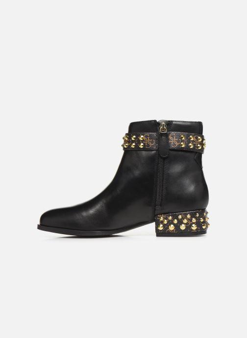 Bottines et boots Guess FL8AELFAL10 Noir vue face
