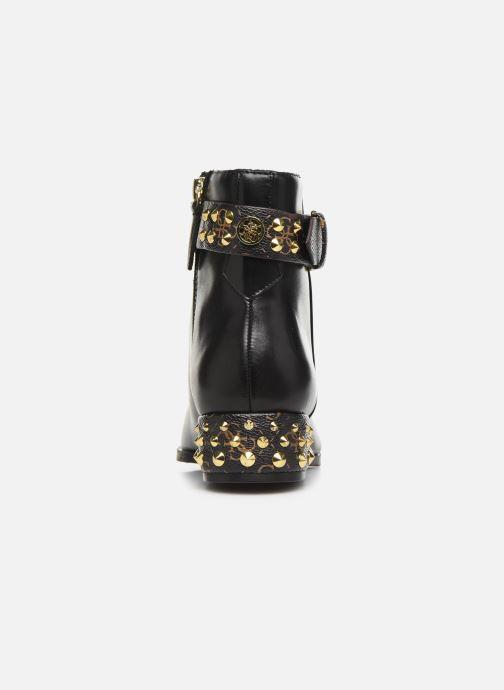 Bottines et boots Guess FL8AELFAL10 Noir vue droite