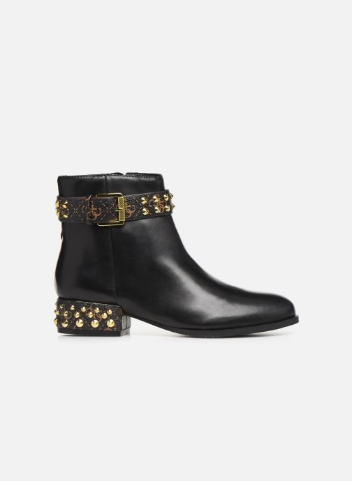 Boots en enkellaarsjes Guess FL8AELFAL10 Zwart achterkant