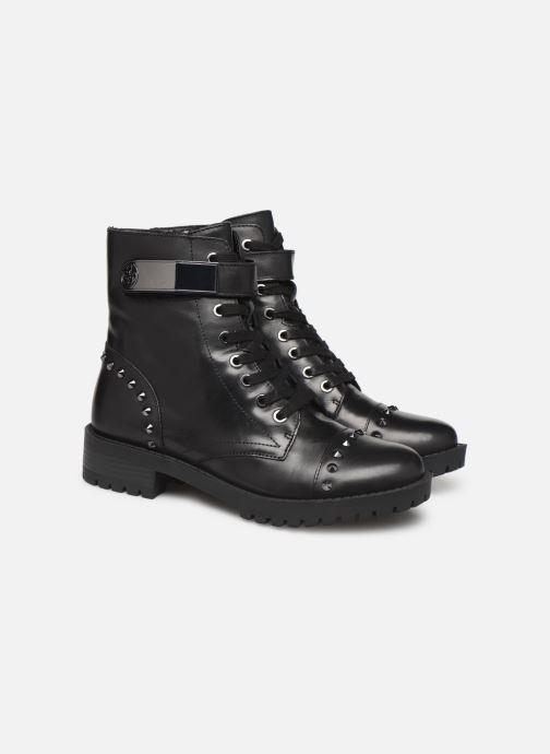 Boots en enkellaarsjes Guess FL8HHILEA10 Zwart 3/4'