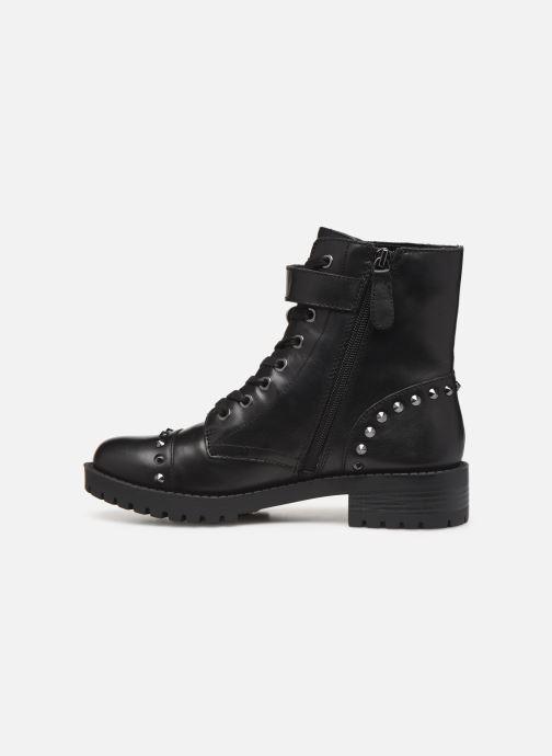 Bottines et boots Guess FL8HHILEA10 Noir vue face