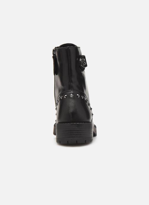 Bottines et boots Guess FL8HHILEA10 Noir vue droite