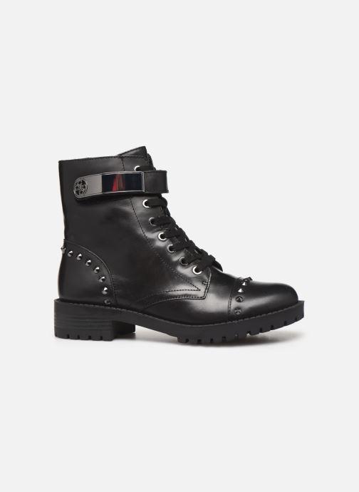 Boots en enkellaarsjes Guess FL8HHILEA10 Zwart achterkant