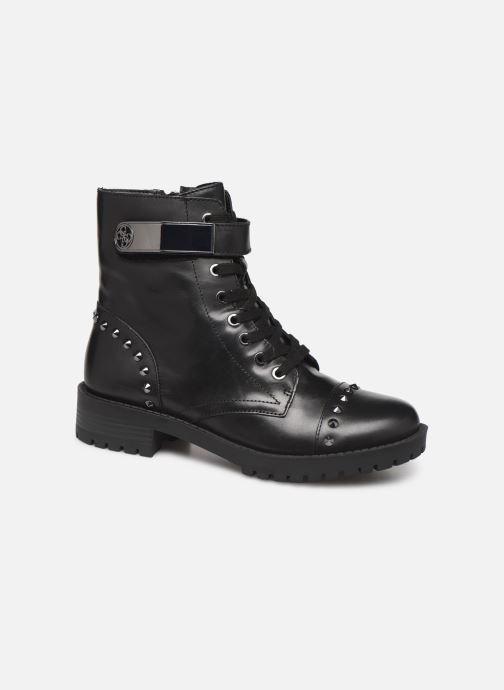 Bottines et boots Guess FL8HHILEA10 Noir vue détail/paire
