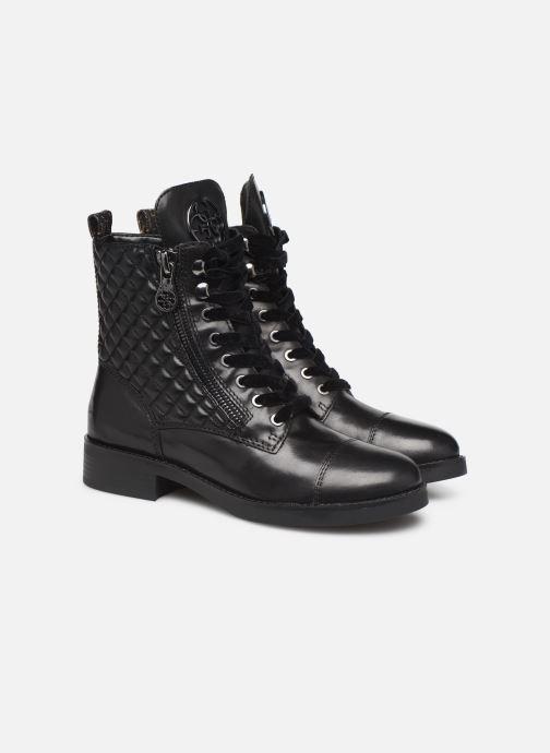 Boots en enkellaarsjes Guess FL8BEGFAL10 Zwart 3/4'