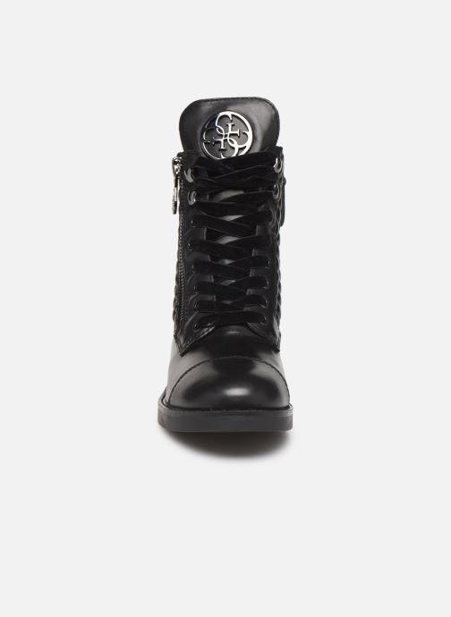 Boots en enkellaarsjes Guess FL8BEGFAL10 Zwart model