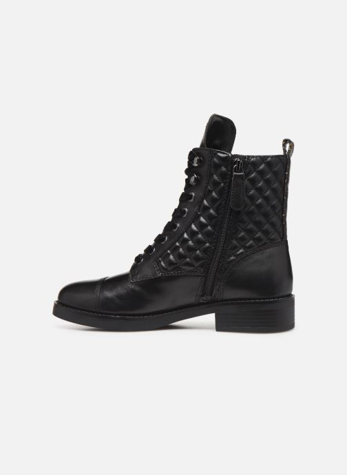 Ankle boots Guess FL8BEGFAL10 Black front view