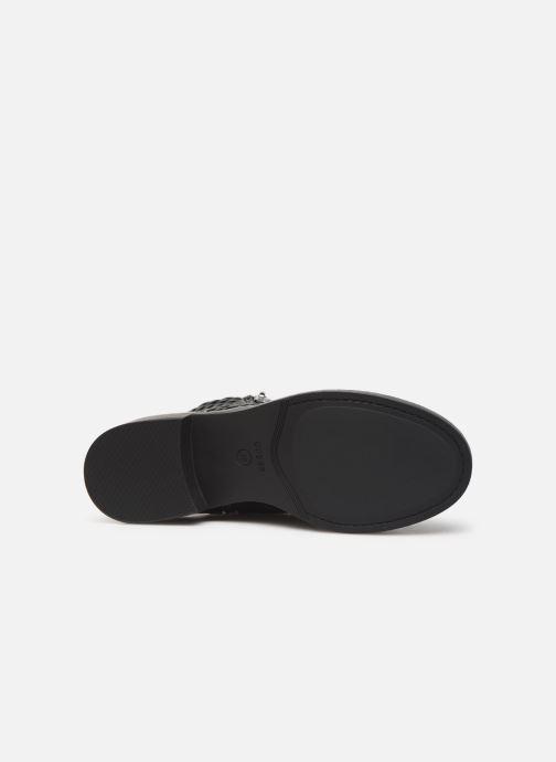 Boots en enkellaarsjes Guess FL8BEGFAL10 Zwart boven