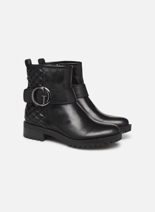 Bottines et boots Guess FL8HADLEA10 Noir vue 3/4