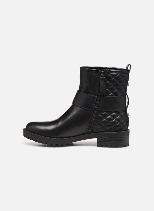 Boots en enkellaarsjes Guess FL8HADLEA10 Zwart voorkant