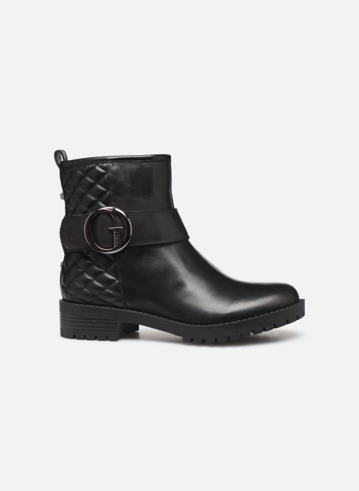 Boots en enkellaarsjes Guess FL8HADLEA10 Zwart achterkant