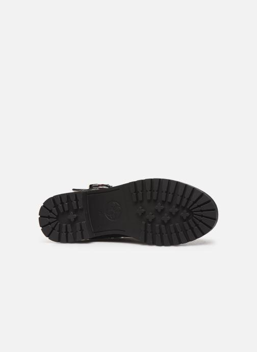 Bottines et boots Guess FL8HADLEA10 Noir vue haut