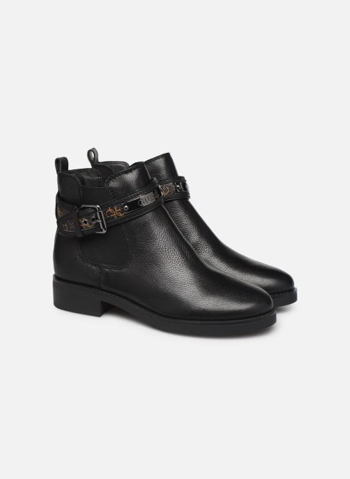 Ankle boots Guess FL8BATFAL10 Brown 3/4 view